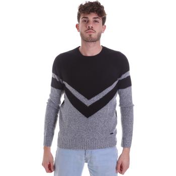 Abbigliamento Uomo Maglioni Gaudi 021GU53082 Grigio
