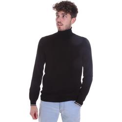 Abbigliamento Uomo Maglioni Gaudi 021GU53003 Nero