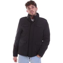 Abbigliamento Uomo Piumini Gaudi 021GU35004 Nero