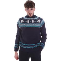 Abbigliamento Uomo Maglioni Gaudi 021GU53046 Blu