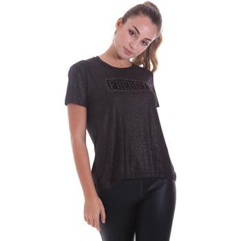 Abbigliamento Donna T-shirt maniche corte Freddy F0WALT2 Nero
