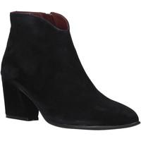 Scarpe Donna Stivaletti Bueno Shoes 20WR5102 Nero