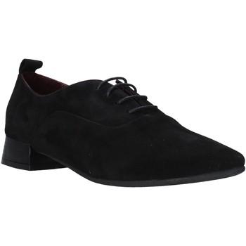 Scarpe Donna Derby Bueno Shoes 20WR3003 Nero