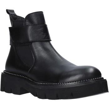 Scarpe Donna Stivaletti Bueno Shoes 20WR3404 Nero