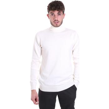 Abbigliamento Uomo Maglioni Sseinse MI1620SS Bianco