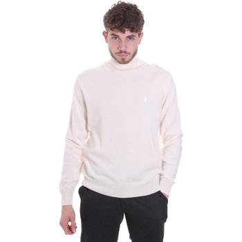 Abbigliamento Uomo Maglioni Navigare NV11006 33 Bianco