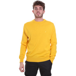 Abbigliamento Uomo Maglioni Navigare NV11006 30 Giallo