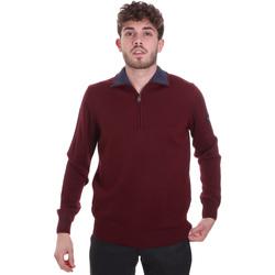 Abbigliamento Uomo Maglioni Navigare NV12006 51 Rosso