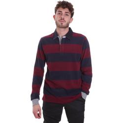 Abbigliamento Uomo T-shirt & Polo Navigare NV30029 Rosso