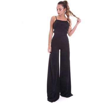 Abbigliamento Donna Tuta Fornarina SE178D88JG1400 Nero