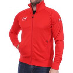 Abbigliamento Uomo Giacche sportive Hungaria H-16TPUXTX00 Rosso