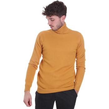 Abbigliamento Uomo Maglioni Sseinse MI1671SS Giallo