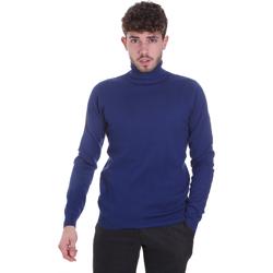 Abbigliamento Uomo Maglioni Sseinse MI1671SS Blu