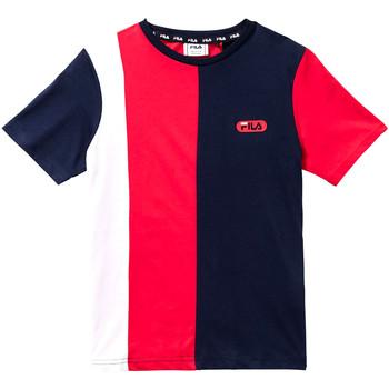 Abbigliamento Unisex bambino T-shirt maniche corte Fila 688008 Rosso
