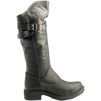 Scarpe Donna Stivaletti Bueno Shoes 8M1107 Nero