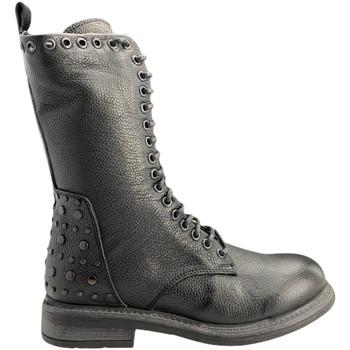 Scarpe Donna Stivaletti Bueno Shoes 9M1702 Nero