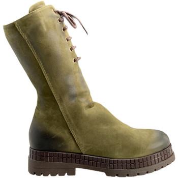 Scarpe Donna Stivaletti Bueno Shoes 20WM3006 Verde