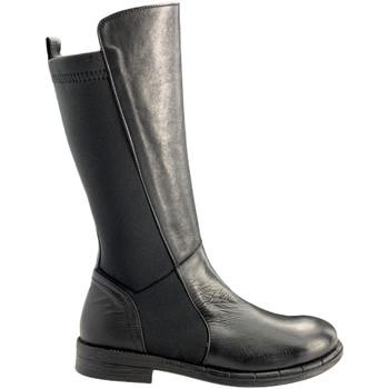 Scarpe Donna Stivaletti Bueno Shoes 20WR3707 Nero