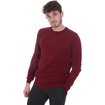 Abbigliamento Uomo Maglioni Sseinse MI1670SS Rosso