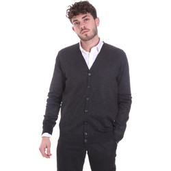Abbigliamento Uomo Gilet / Cardigan Sseinse MI1621SS Grigio