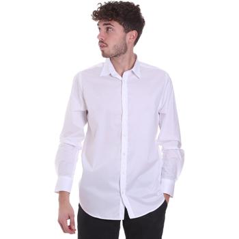 Abbigliamento Uomo Camicie maniche lunghe Sseinse CI543SS Bianco