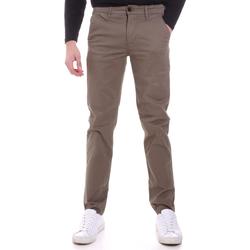 Abbigliamento Uomo Chino Sseinse PSI646SS Beige