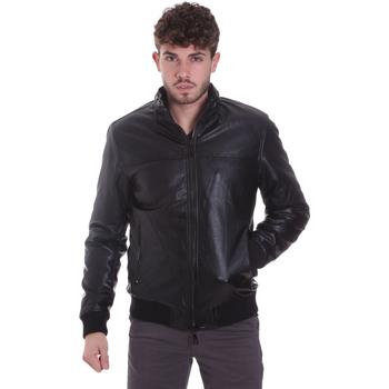 Abbigliamento Uomo Giubbotti Sseinse GBI654SS Nero
