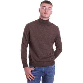 Abbigliamento Uomo Maglioni Navigare NV11006 33 Marrone