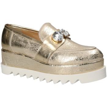 Scarpe Donna Mocassini Grace Shoes 1312 Giallo