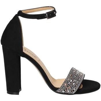 Scarpe Donna Sandali Grace Shoes 1388 Nero
