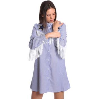 Abbigliamento Donna Abiti corti Denny Rose 811DD10018 Blu