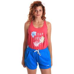 Abbigliamento Donna Tuta Key Up 5K78A 0001 Rosa