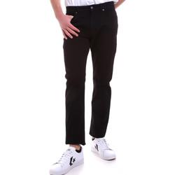Abbigliamento Uomo Pantaloni 5 tasche Navigare NV53095 Nero