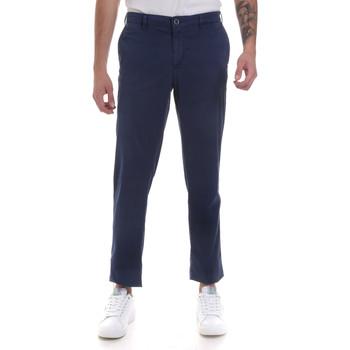 Abbigliamento Uomo Chino Navigare NV55183 Blu
