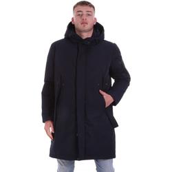 Abbigliamento Uomo Cappotti Antony Morato MMCO00691 FA600199 Blu