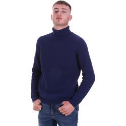 Abbigliamento Uomo Maglioni Antony Morato MMSW01141 YA200066 Blu