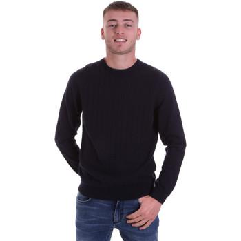 Abbigliamento Uomo Maglioni Antony Morato MMSW01149 YA200066 Blu