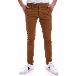 Abbigliamento Uomo Chino Antony Morato MMTR00572 FA310002 Marrone
