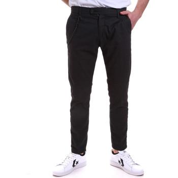 Abbigliamento Uomo Pantaloni Antony Morato MMTR00591 FA850250 Nero