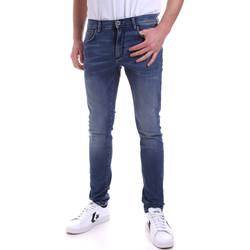 Abbigliamento Uomo Jeans skynny Antony Morato MMDT00234 FA750251 Blu