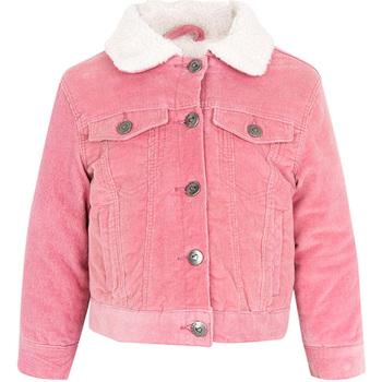 Abbigliamento Unisex bambino Giacche in jeans Losan 026-2006AL Rosa