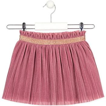 Abbigliamento Bambina Gonne Losan 026-7799AL Rosa