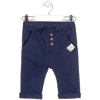 Abbigliamento Unisex bambino Chino Losan 027-6020AL Blu
