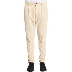 Abbigliamento Uomo Chino Gaudi 021GU25017 Bianco