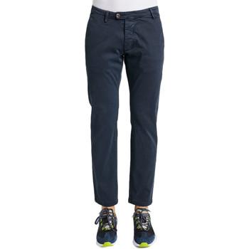 Abbigliamento Uomo Chino Gaudi 021GU25037 Blu
