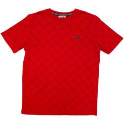 Abbigliamento Unisex bambino T-shirt maniche corte Fila 688084 Rosso