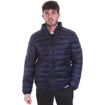 Abbigliamento Uomo Piumini Sseinse GBI635SS Blu