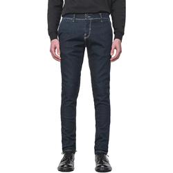 Abbigliamento Uomo Jeans slim Antony Morato MMDT00249 FA750282 Blu