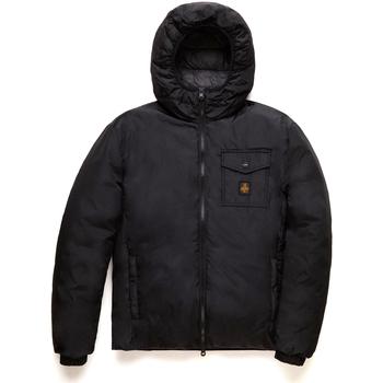 Abbigliamento Uomo Piumini Refrigiwear RM0G12203NY0176 Nero