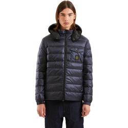 Abbigliamento Uomo Piumini Refrigiwear RM5G06600NY9132 Blu